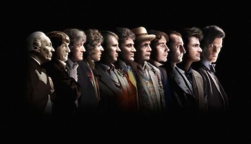 Five Emotional Moments In Doctor Who's 50th Anniversary