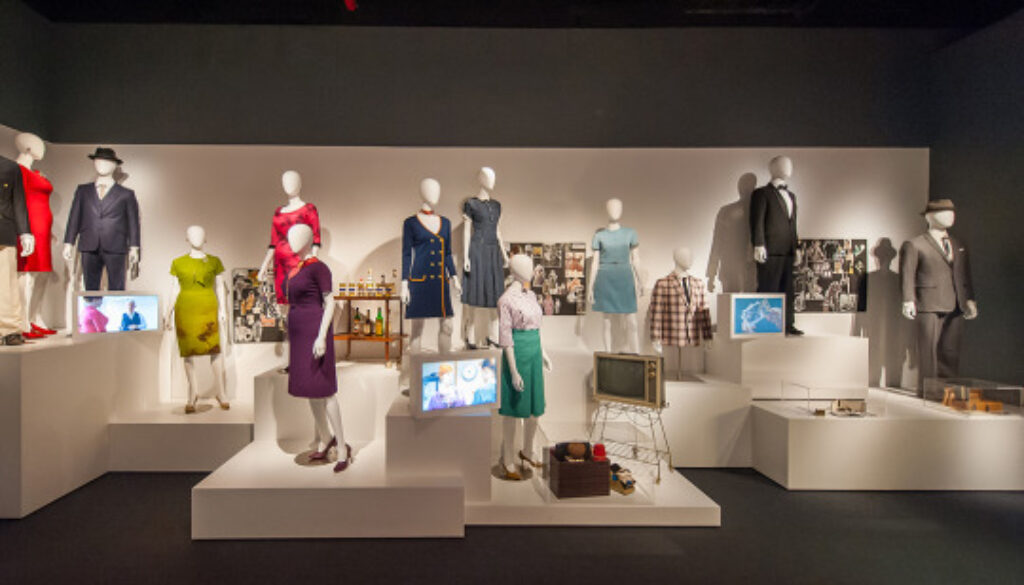 """Don Draper and Pals Come to Life in """"Mad Men"""" Exhibit"""