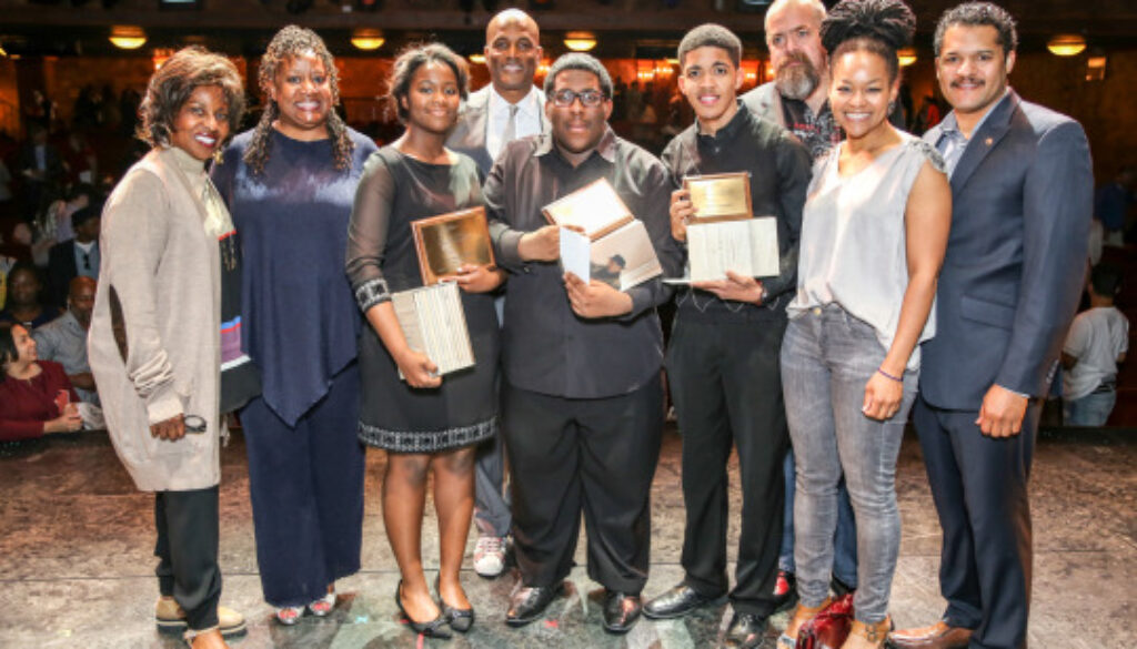 August Wilson Monologue Contest Keeps Playwright's Memory Alive
