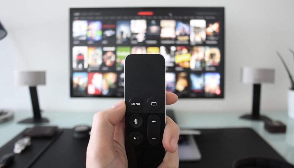 Streaming-TV-Stock-Photo