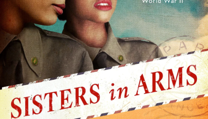 Cover of Sisters in Arms by Kaia Alderson